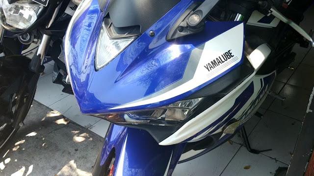 Harga Yamaha R 25 Tahun 2014 37 juta