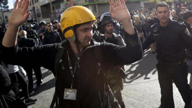 Israel impide a periodista musulmán de AP cubrir visita de William