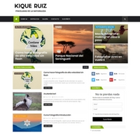 Blog de Kique Ruiz