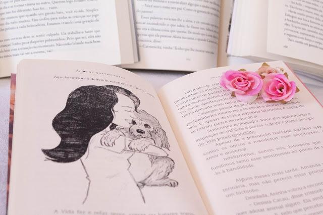 Anjos de quatro patas - Valéria Torres, literatura brasileira, blog Pensamentos Valem Ouro, Vanessa Vieira, literatura Nacional, Livro sobre animais
