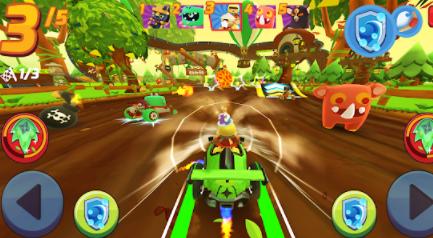 Starlit Kart Racing v1.2 Oyunu Para Hileli Mod İndir 2021