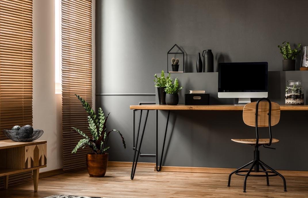Como Deixar a Decoração do Home Office mais Elegante