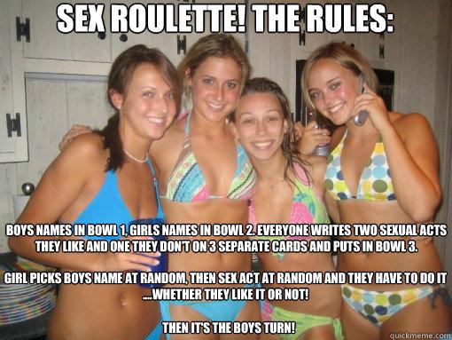 ΠΡΟΣΟΧΗ !!! ΚΙΝΔΥΝΟΣ !!! Θα πάθετε ΣΟΚ! SΕΧ roulette: Η άκρως επικίνδυνη… μόδα των εφήβων στο ΣEΞ
