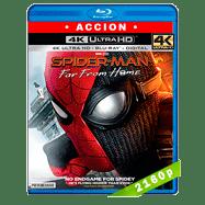 Spider-Man: Lejos de casa (2019) Ultra HD BDREMUX 2160p Latino