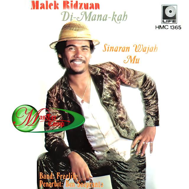 Malek Ridzuan - DiManakah Sinaran Wajah Mu (1981)