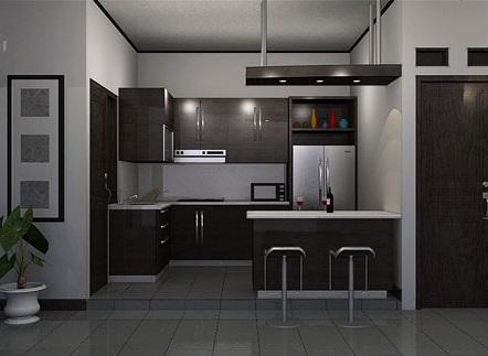 17 contoh desain dapur minimalis modern terbaik lengkap
