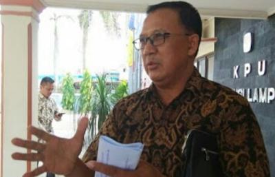Pilgub Ulang Menemui Titik Terang, KPU Tunda Penetapan Arinal-Nunik