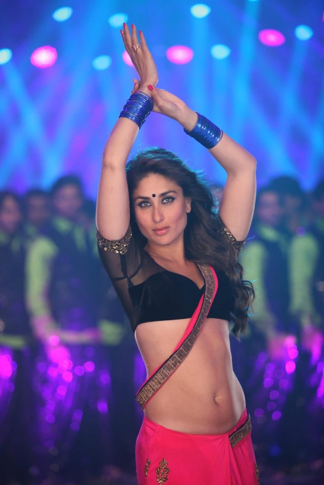 Kareena Kapoor Sexy Stills From Item Song Halkta Halkat Jawani In Movie Heroine