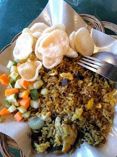 nasi goreng Sowak