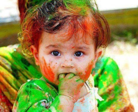 Happy holi 2013 friends
