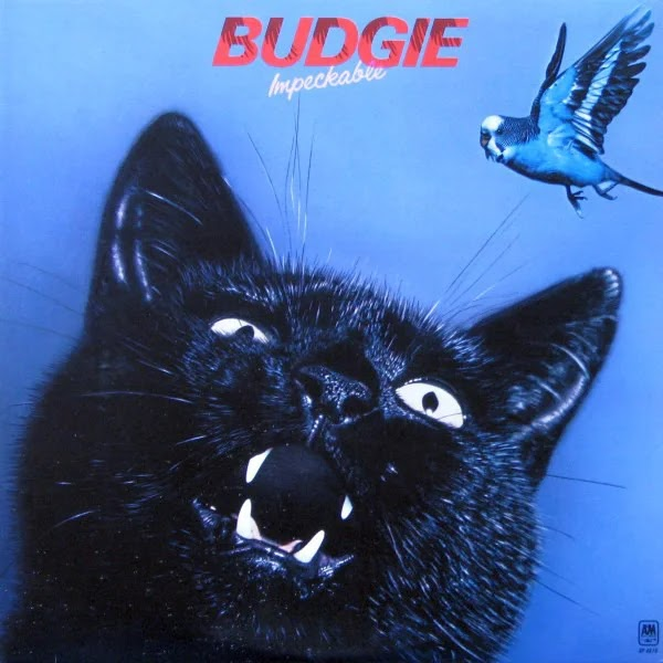 Budgie - Impeckable (1978, Hard Rock)