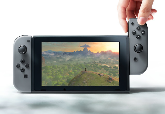 Nintendo not give more details of the Nintendo Switch in 2016, but this is what we have been able to ascertain