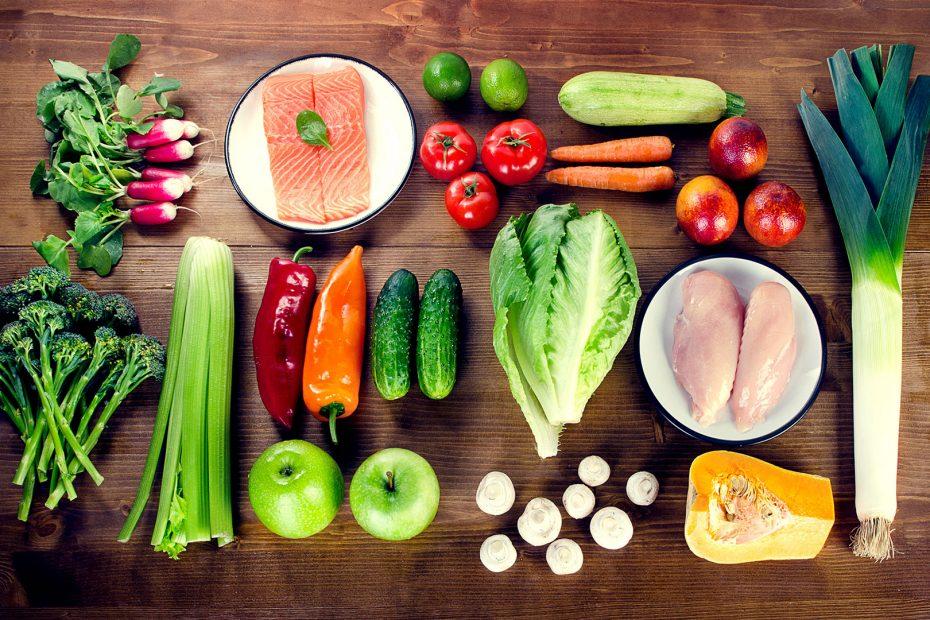 As estações mudam e sua dieta também deve
