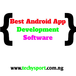 Best Android App Development Software