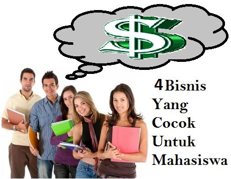 4 Bisnis online yang cocok untuk mahasiswa