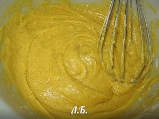 замешиваем тесто на пирог