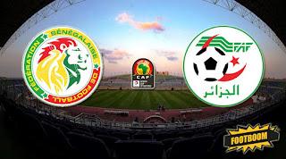 Сенегал – Алжир  смотреть онлайн бесплатно 19 июля 2019 прямая трансляция в 22:00 МСК.