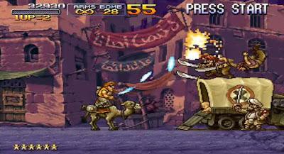 metal slug game ps terbaik dan populer