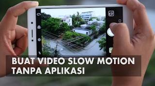 Cara Membuat Video Slow Motion Di HP Xiaomi Tanpa Aplikasi √  Cara Membuat Video Slow Motion Di HP Xiaomi Tanpa Aplikasi