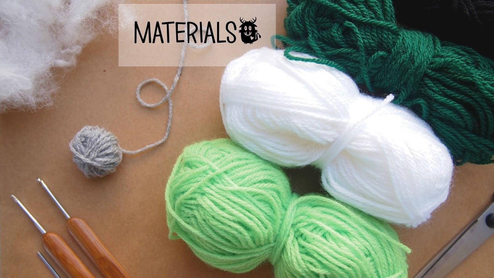 Tsum Tsum Amigurumi Pattern Free : Sol de noche deco crochet mike wazowski crochet tsum tsum free