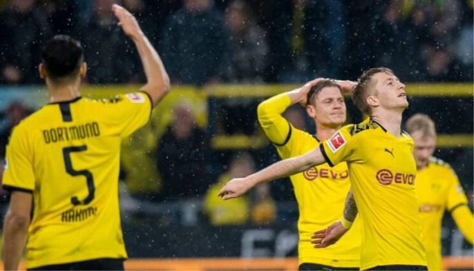 نتيجة - مباراة لايبزيغ وبوروسيا دورتموند بث مباشر اليوم 20-06-2020 في الدوري الالماني