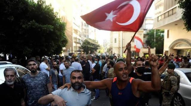 Turquía ataca comunidad armenia en el Líbano