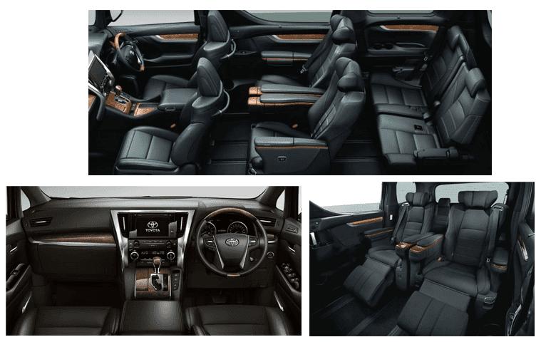 Spesifikasi Interior Toyota Alphard 3.5 Q A/T Rupanya Megah dan Elegan, Berikut Ulasang Terlengkap!