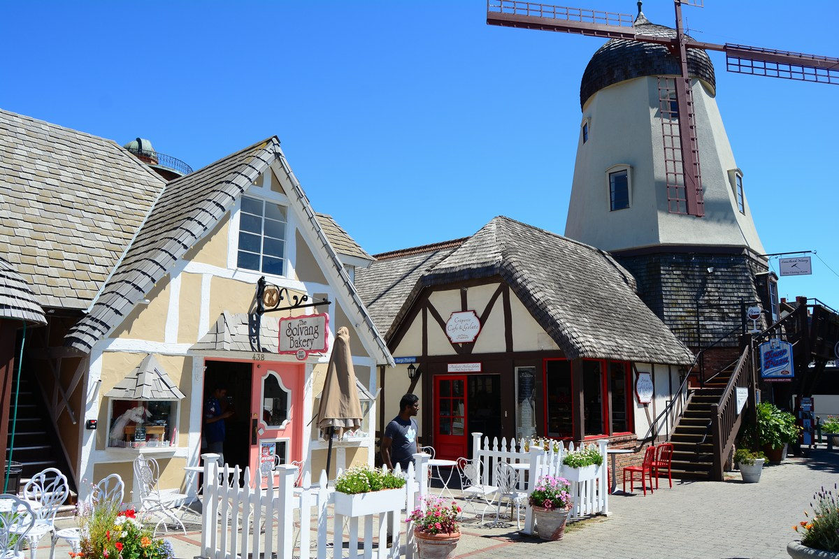 Solvang Californie