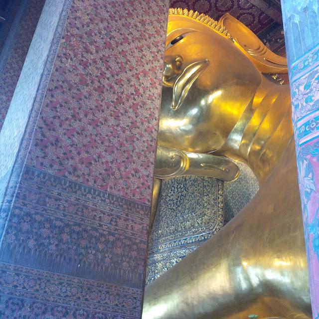 reclining buddha wat pho