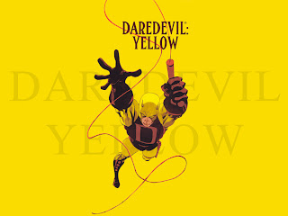 Daredevil yellow Wallpaper yvt2