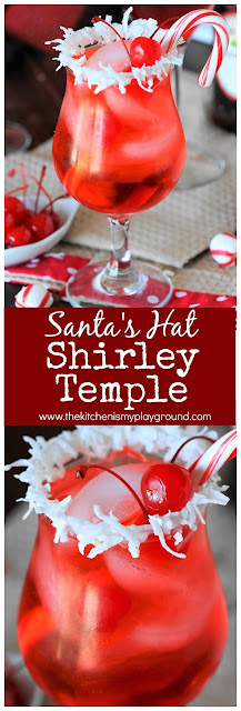 Santa's Hat Christmas Shirley Temple picture