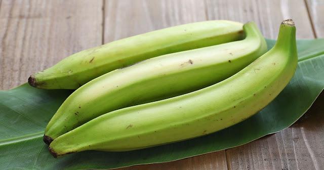Les merveilleux secrets de la banane plantain