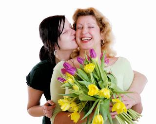 Bunga Tulip untuk Hari Ibu
