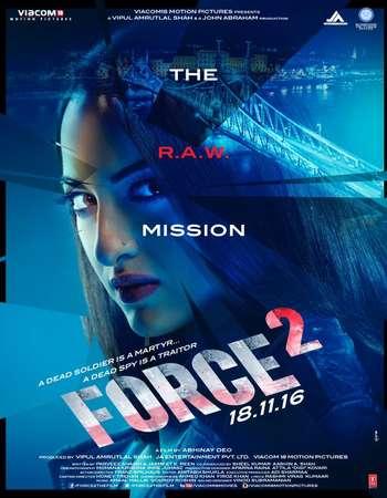 Force 2 2016 Hindi 180MB DVDScr HEVC Mobile