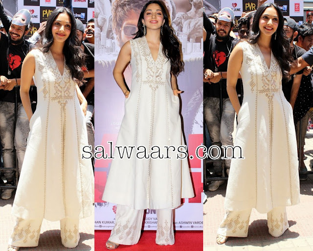 Kiara Advani in Designer Salwar