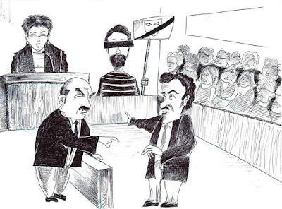 Resultado de imagen para buen abogado  mal abogado