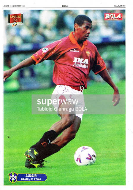 ALDAIR AS ROMA 1999