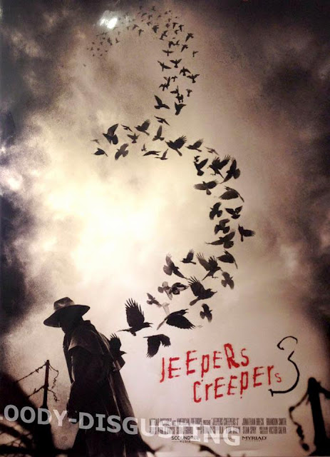 ¡Primer teaser póster de 'Jeepers Creepers 3'!