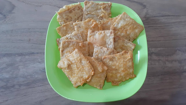 Cara Membuat Tempe Goreng Crispy Kriuk dan Renyah