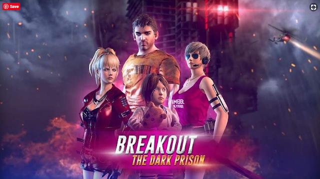 Download Dark Prison APK Unlimited Health Potion Android Game