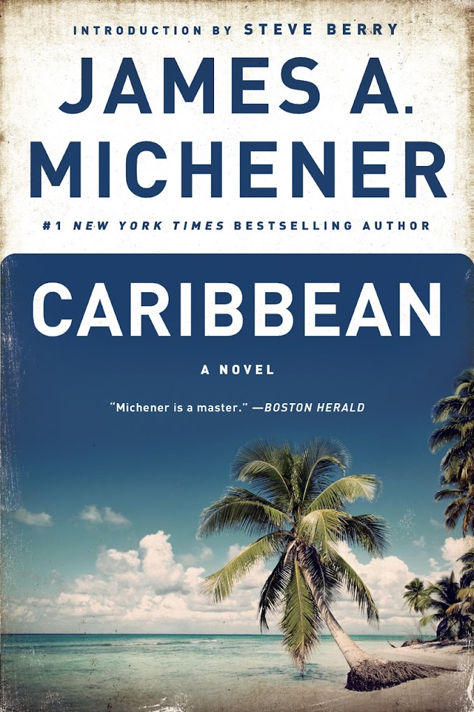 [Free Book] Caribbean By James A. Michener & Steve Berry Free PDF Download