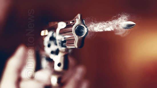 disparo arma fogo afastar trafico privilegiado