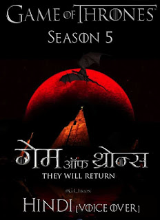 Game of Thrones S05 Hindi Complete Download 720p WEBRip