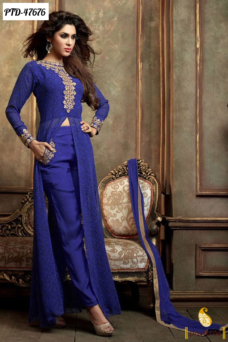 Latest fashion trends in salwar kameez 34
