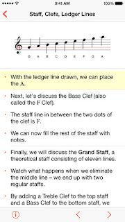theory lessons music app for iphone