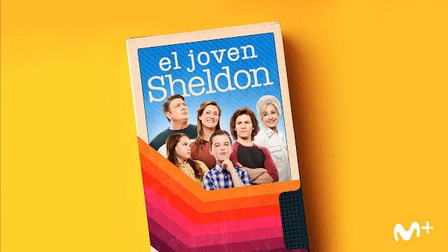 Imagen Cuarta Temporada El joven Sheldon