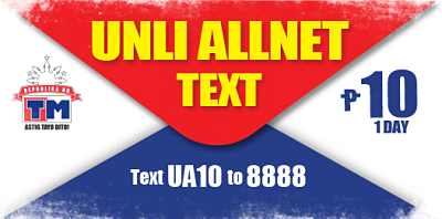TM Unlimited Text to all Networks