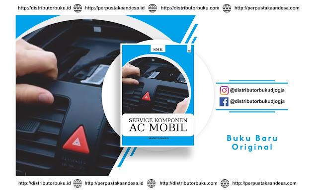 Service Komponen AC Mobil