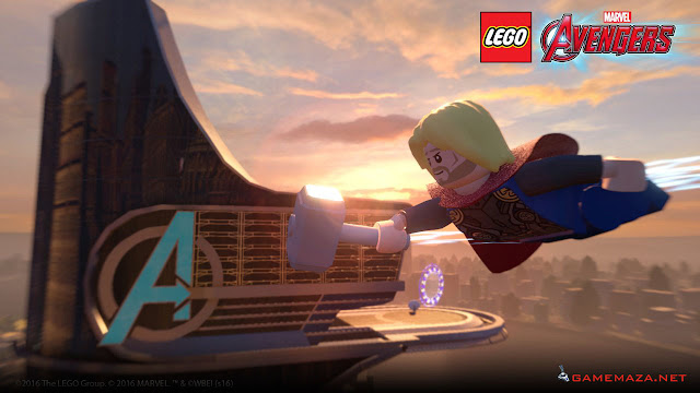 LEGO Marvel's Avengers Gameplay Screenshot 4