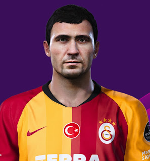 PES 2020 Faces Ianis Hagi by PES_Faces